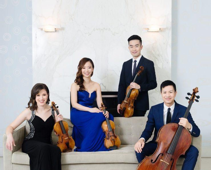 Debut Atlantic » Rolston String Quartet